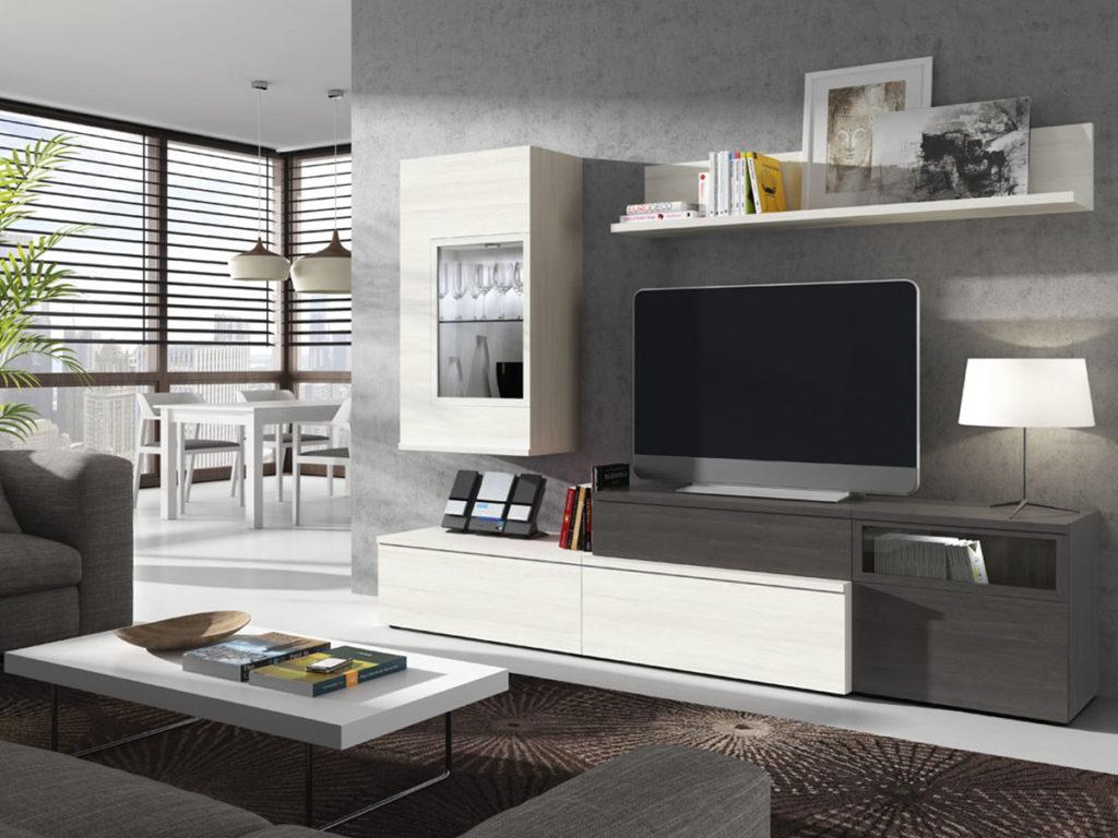 Muebles de salon en malaga awesome muebles madera modernos para salon y baratos en sevilla - Muebles baratos malaga ...
