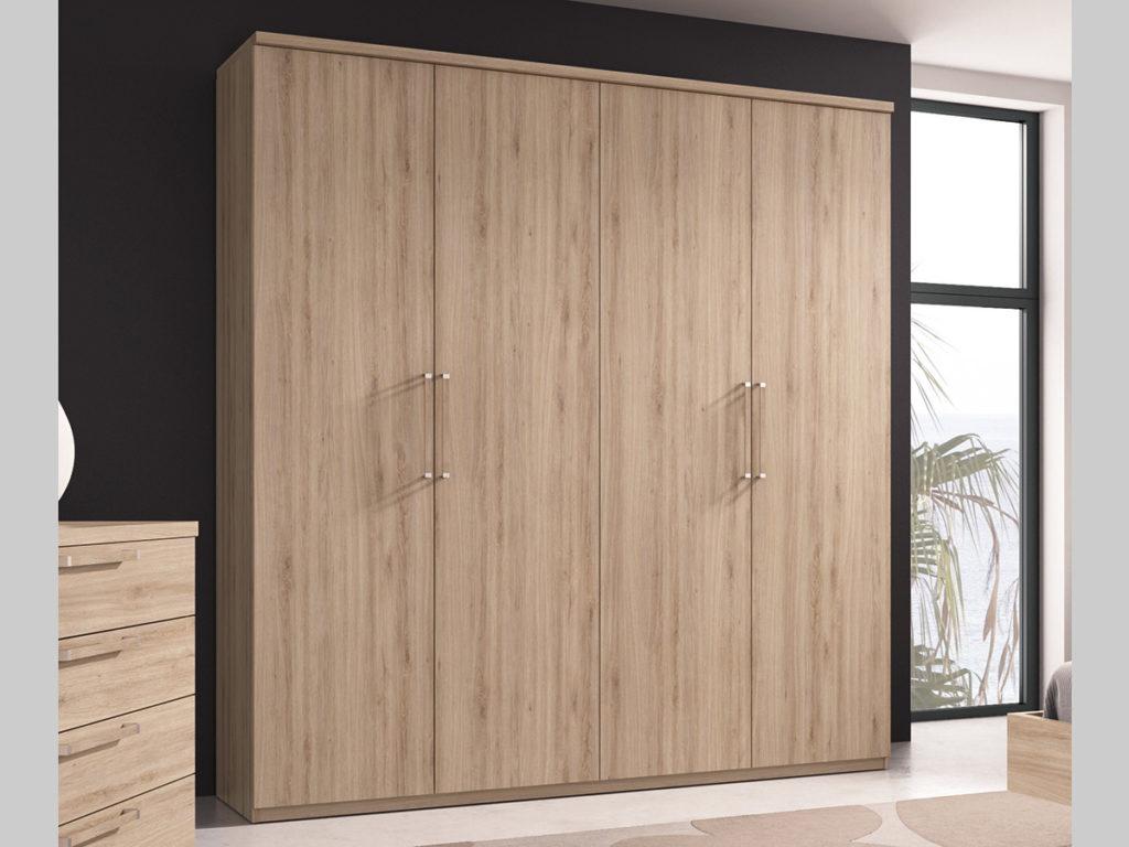 Armarios de calidad accesible fabricados por muebles ramis
