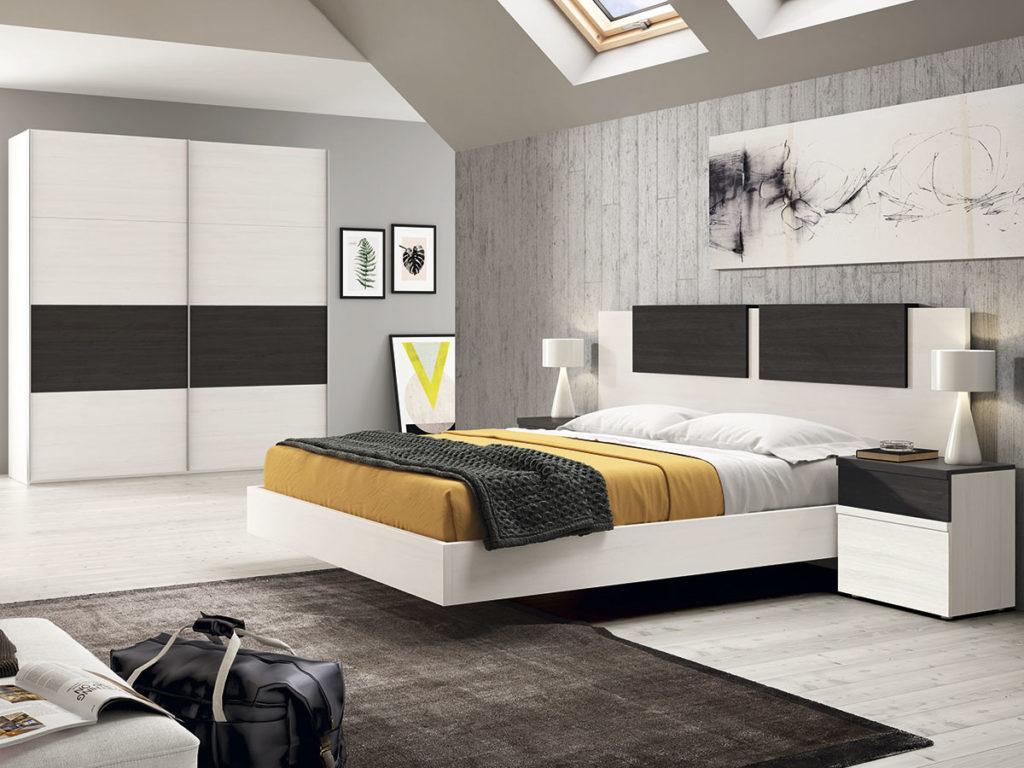 Muebles de dormitorios modernos dormitorios albacete for Muebles juveniles albacete