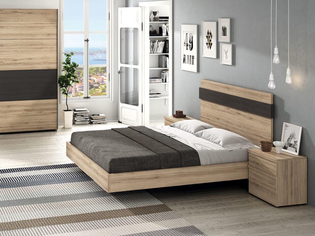 Best Fabulous Dormitorio Neo Modelo Muebles Ramis With Dormitorios Madera  Modernos With Dormitorios De Madera Modernos.