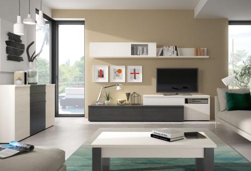 Muebles ramis fabricante de muebles modulares modernos for Salones modulares modernos