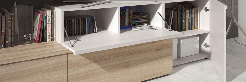 salones de la colección neo fabricados por muebles ramis