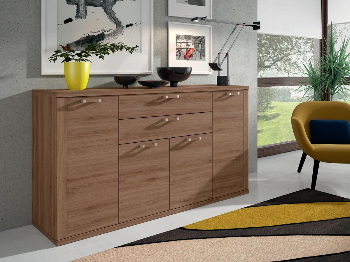 mueble-salon-aparador-comedor-madera-melamina-moderno-economico ...